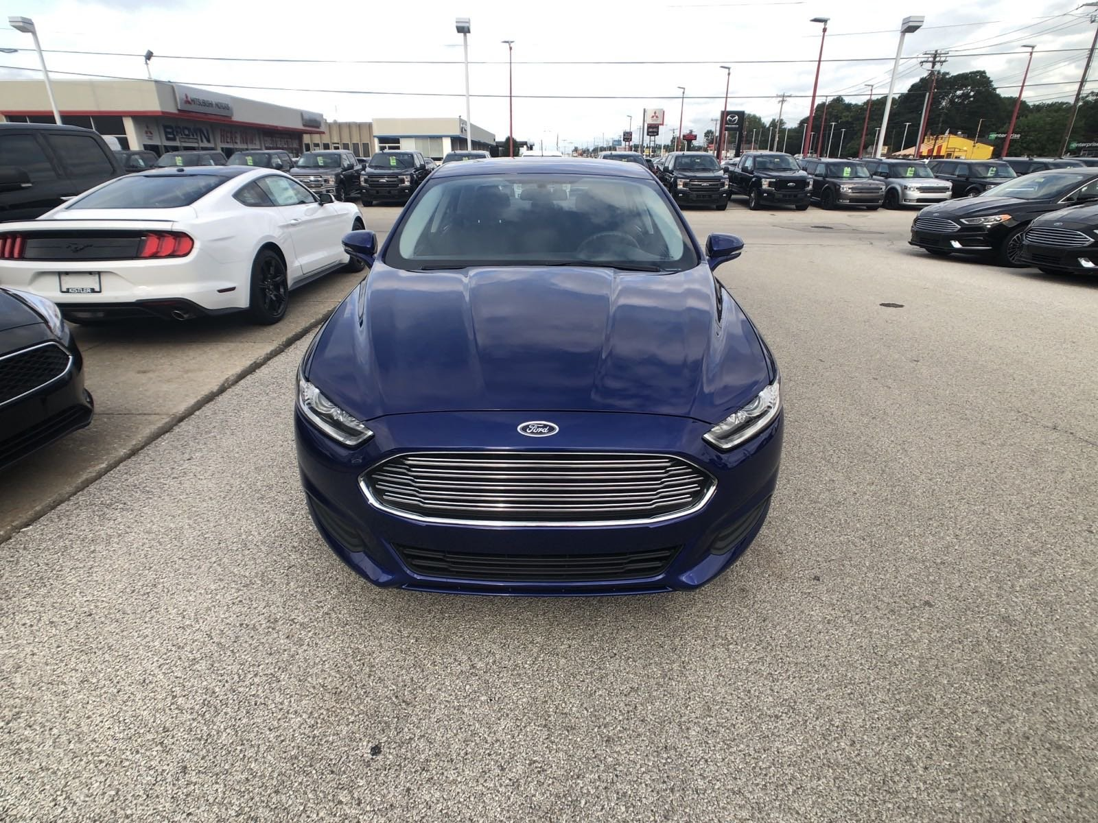 Pre Owned 2016 Ford Fusion SE 4dr Car in Toledo
