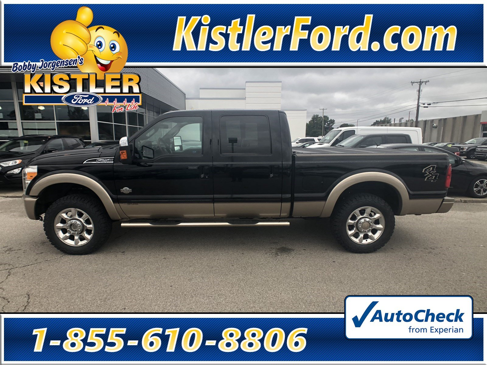 Pre owned 2012 ford super duty f 250 srw king ranch