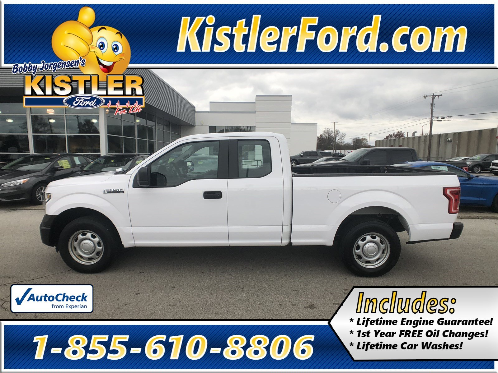 Pre owned 2015 ford f 150 xl