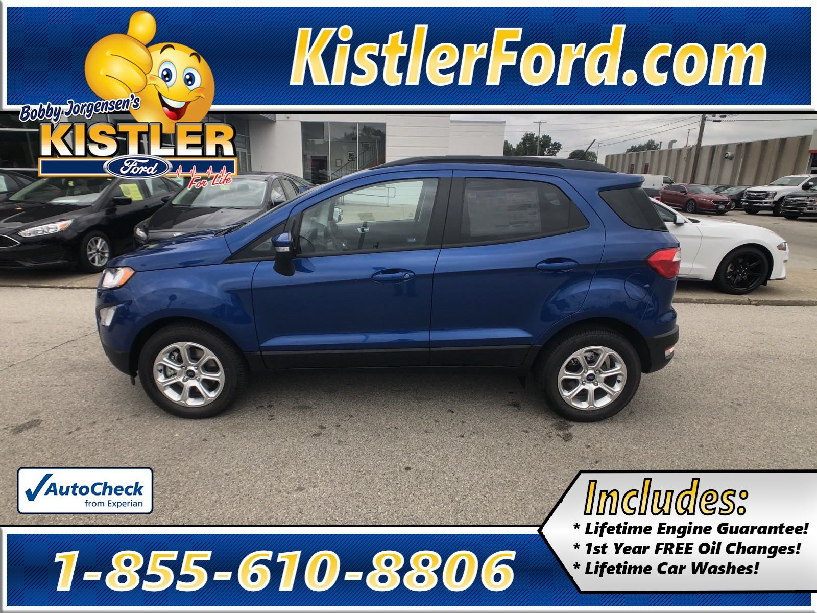 New 2018 Ford EcoSport SE Sport Utility in Toledo