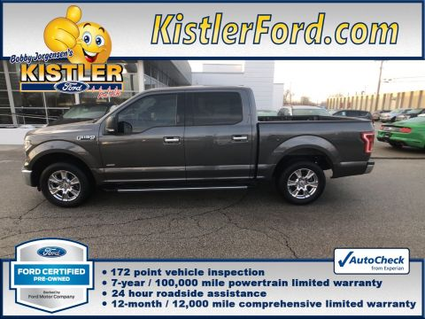 Ford Certified Pre Owned >> Certified Pre Owned Ford For Sale Kistler Ford