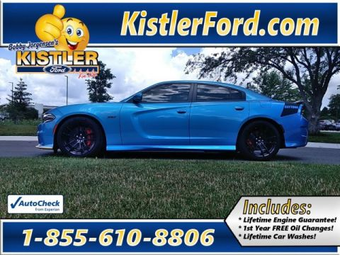 Pre-Owned 2018 Dodge Charger Daytona 392